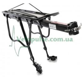 Багажник Spelli SRC-27 console алюм. консольный с доп. упорами