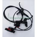 Гидравлические тормоза Shimano Deore M501 комплект передние+задние
