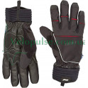 Перчатки зимние BBB BWG-23 AquaShield black размер L