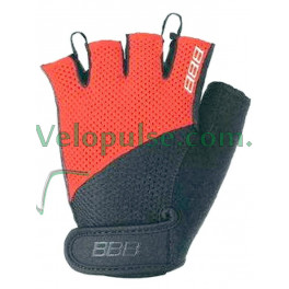 Велоперчатки BBB BBW-49 COOLDOWN Black_red размер XL