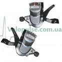Манетки Shimano SL-M4000-R 3x9 скоростей с тросами