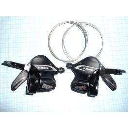 Манетки Shimano SL-M360 Acera 8х3 скоростей