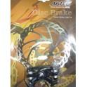 Передний дисковый тормоз Avanti алюм.+ротор
