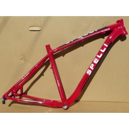 Велосипедная рама НАЙНЕР Spelli 5500 ростовка 19