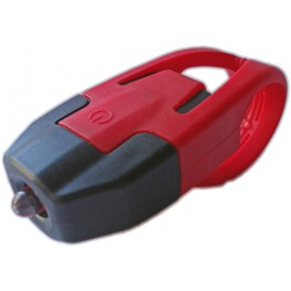 Задний габарит (мигалка) Spelli SRL-210R BK_RED