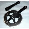 Шатуны Prowheel SOLID 246 Fix черный 46Т