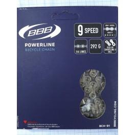 Цепь BCH-91  PowerLine для 9 скоростей