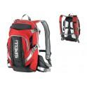 Вело рюкзак Spelli SBP-059 красный, 20л.