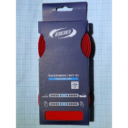 Обмотка руля BBB BHT-01 RaceRibbon пробковая красн