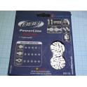 Цепь BBB BCH-112L PowerLine для 11 скоростей