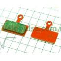 Тормозные колодки полуметал для стандарта Shimano G01S