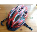 Шлем МТБ BBB BHE-32 Elbrus Red размер L 57-63
