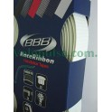 Обмотка руля BBB BHT-04 RaceRibbon карбон белая