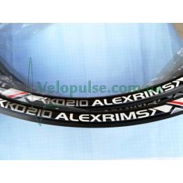 Обод 29* DISC Alexrims KD-210 под 32 спицы не пистонированный