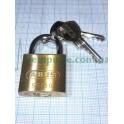 Замок цепь под ключ Abus 1500/60 в оболочке