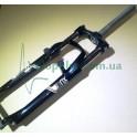 Вилка 26 Suntour SF-9-XCM HLO масло_пружина 100 мм Disk_V-brake