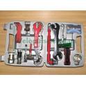 Набор инструмента Bike Hand YC-737 13 предметов
