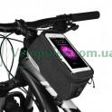 Сумка на раму под смартфон Roswheel Essential 121460 на 1 литр