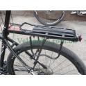 Багажник алюм. консольный Spelli SRC-27-console с доп. упорами