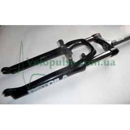 Вилка 26 масло_пружина RST GILA-TNL, гидравлический lock-out (AHEAD) 100mm
