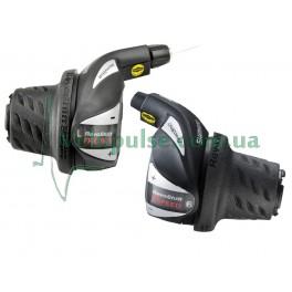 Манетки ревошифты 3_6 Shimano SL-RS36 3 на 6 скоростей